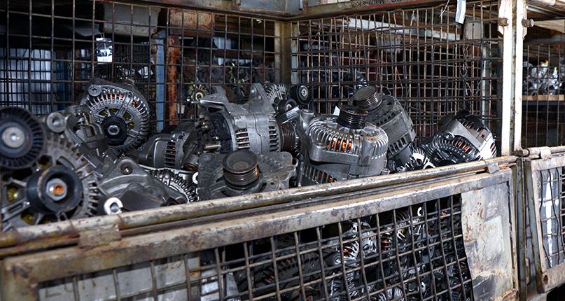 Закупка б/у генераторов