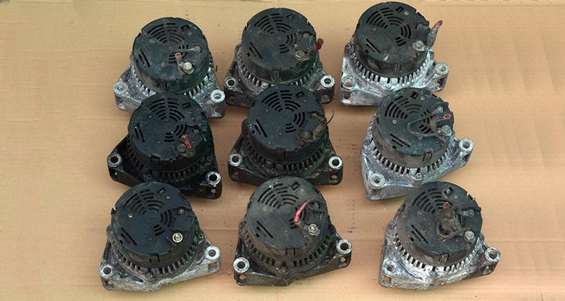 Отбор одинаковых генераторов для восстановления